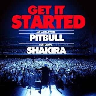 Pitbull%2Bft%2BShakira%2B baixarcdsdemusicas.net Pitbull ft Shakira   Get It Started   Track