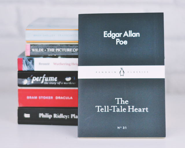 Edgar Allen Poe The Tell-Tale Heart