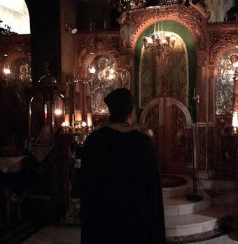 Ιερά Μονή Παναγίας Χρυσοπηγής. Πρόγραμμα  Ακολουθιών - Οκτώβριος  2020