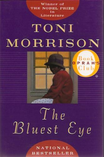 a review of toni morrisons first novel the bluest eye Read the full-text online edition of toni morrison's the bluest eye the bluest eye,morrison's first novel toni--bluest eye.