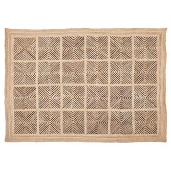 Dalabyb zara home nueva colecci n de alfombras de yute for Zara alfombras