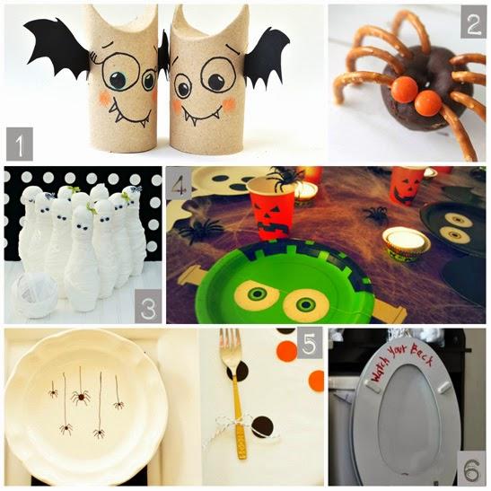 Ideas diy hacer bricolaje es - Fiesta halloween en casa ...