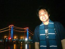 Latar Ampera Palembang