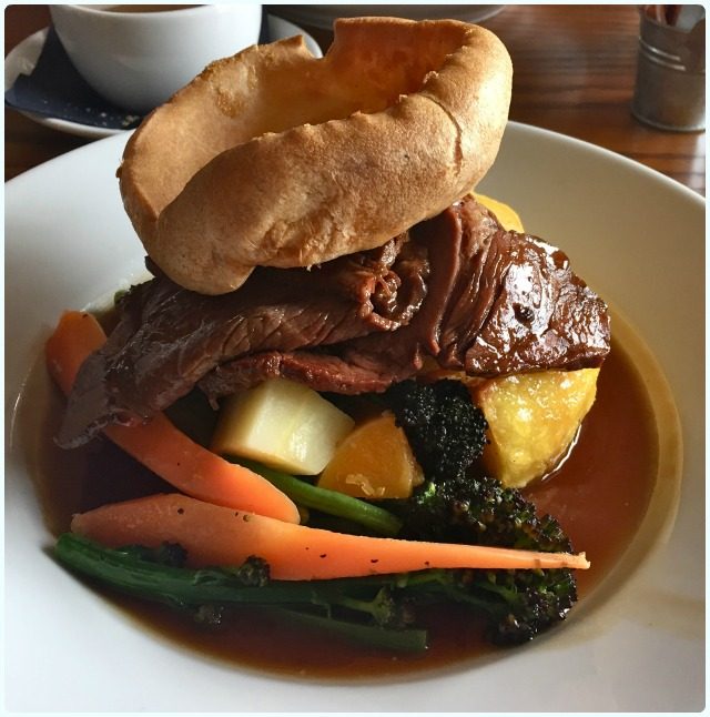 The Boathouse - Beef Roast