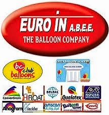 EURO IN balloons