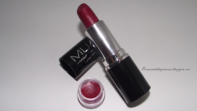 MUA Lipstick Review - Shade 8