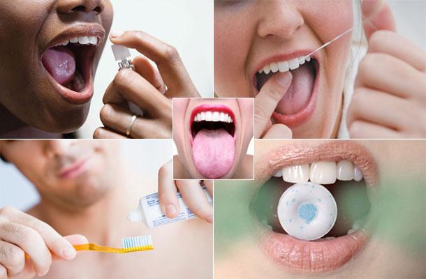 هل تعاني من رائحة الفم الكريهة  8