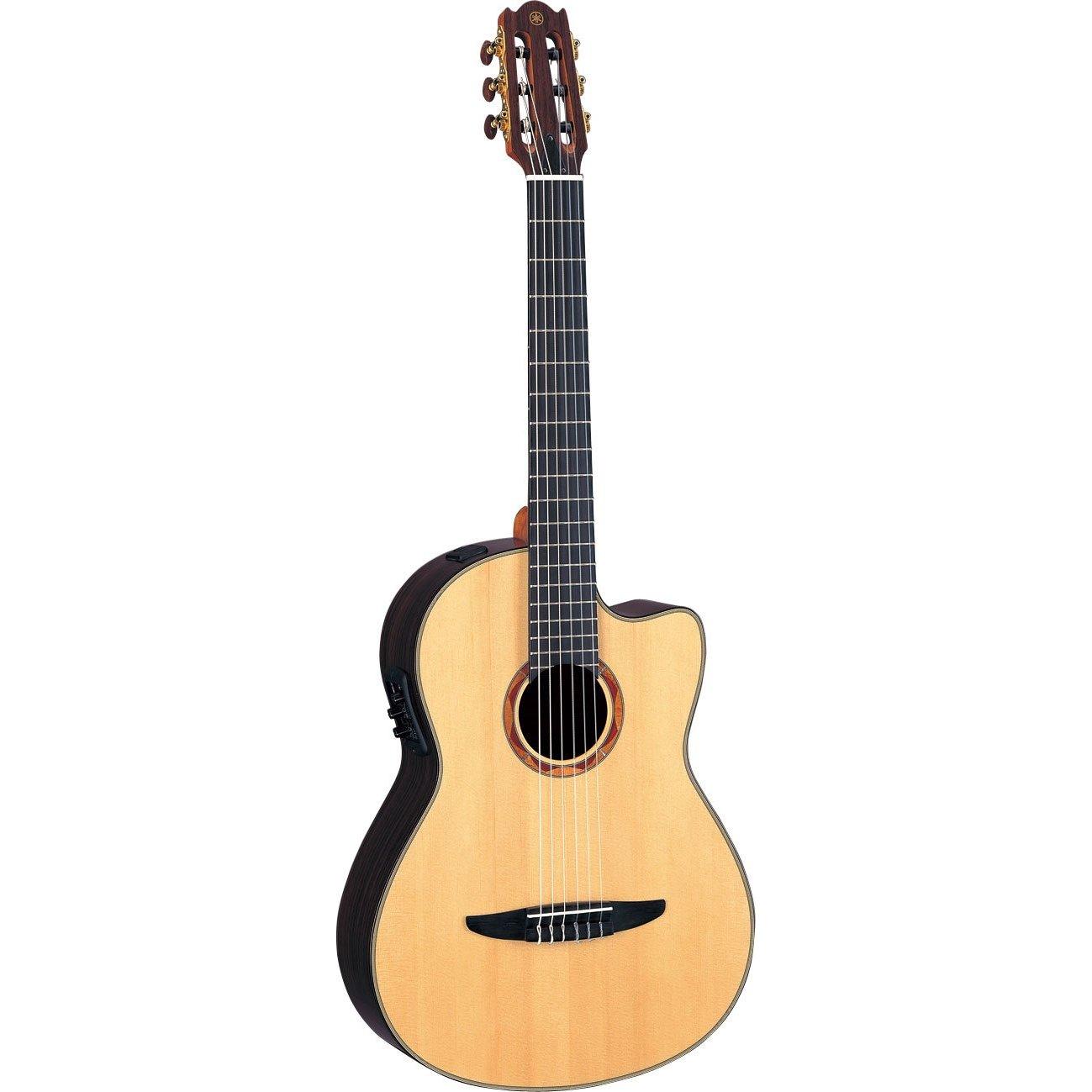 Yamaha Classical Guitar With Pickup
