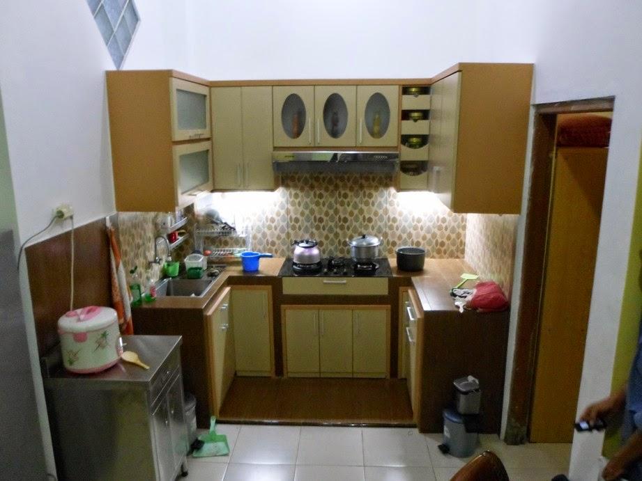 Kitchen Set Bentuk U Semarang Custom Furniture Semarang
