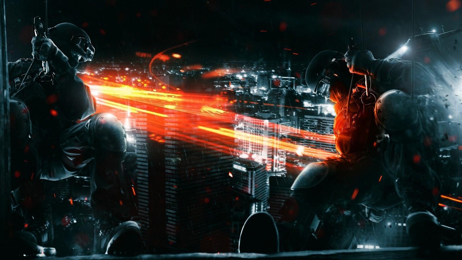 Battlefield 3 Aftermath wallpapers or desktop backgrounds