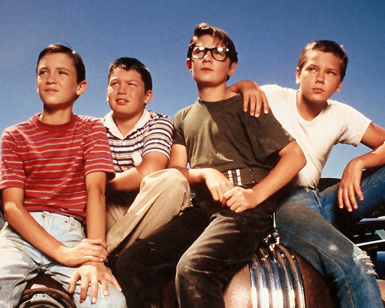 stand by me and the body essay What's the difference between the body the book and stand by me the movie.