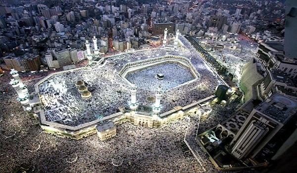 Makkah malam hari