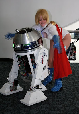 wondercon cosplay girls 47 Gadis Cosplay Hot Di WonderCon