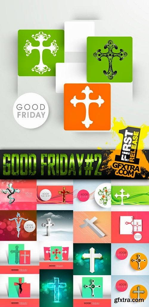 Good Friday Vector Collection 2 Download