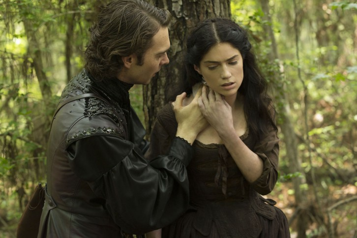 Salem - Episode 2.13 - The Witching Hour (Season Finale) - Promotional Photos