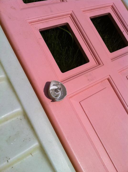 Non Existent Doorknob