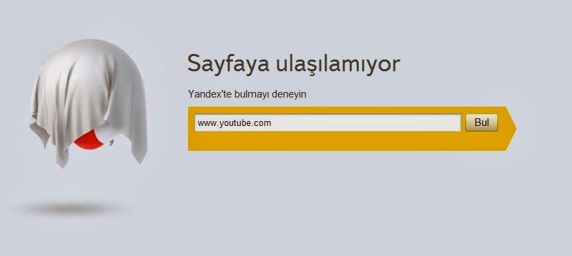 Youtube Erişime