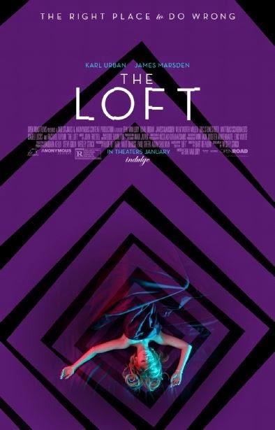 Tội Ác Trên Gác Mái - The Loft (2014)