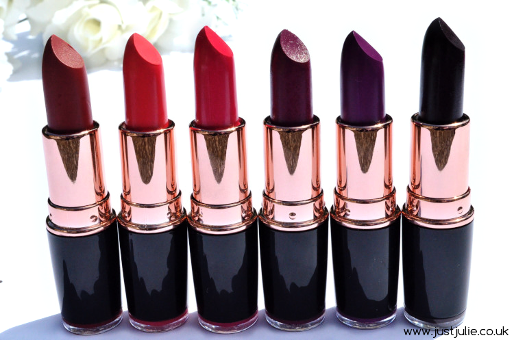 NEW Makeup Revolution Iconic Pro Lipstick Review
