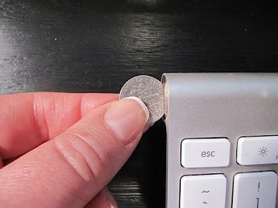 coin screwdriver