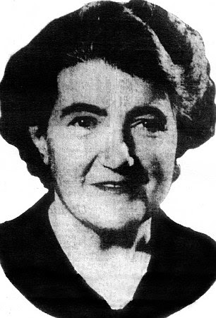Dorothy P. O'Grady from Daily Mail