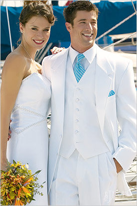 You Could Wear This Tux With A White Tie But The Look Would Be Little Too Formal For Beach Wedding