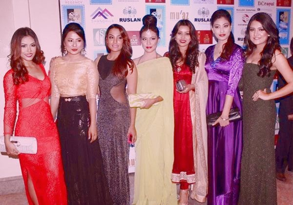 INFA Nepal Film Award 2014 Hong Kong