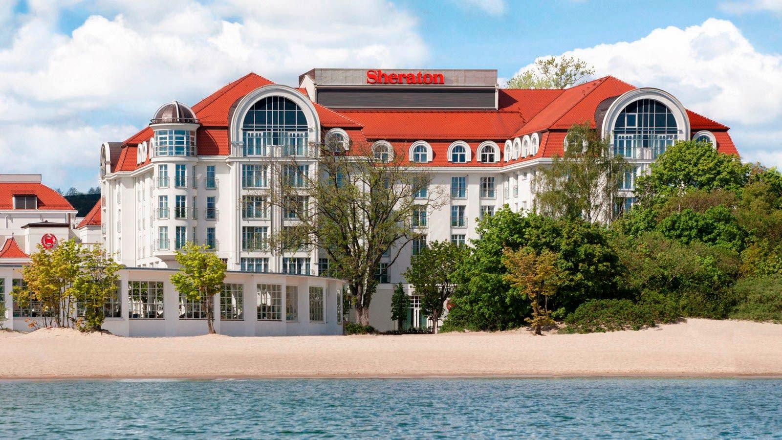 Hotel Sheraton w Sopocie