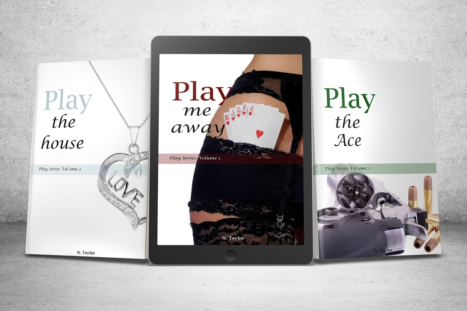Check out my books on Amazon