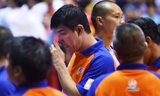 Coach Jong Uichico