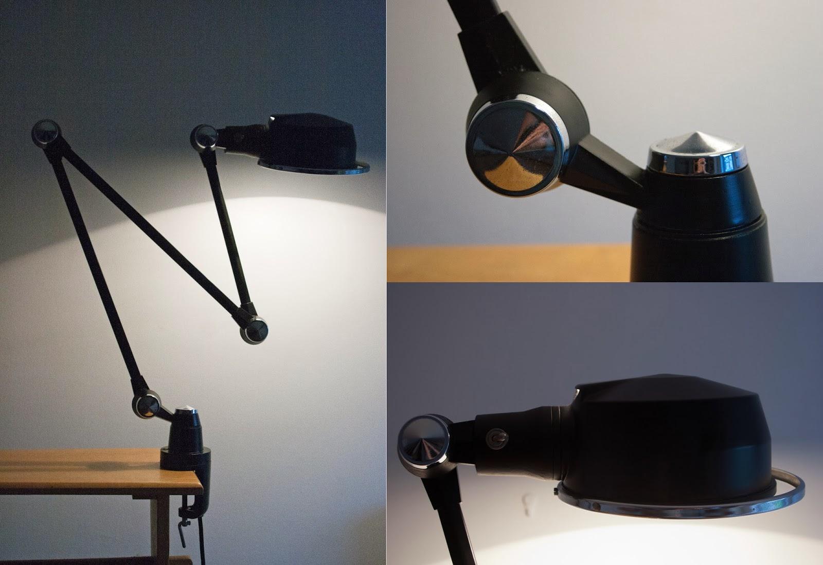 frank b 06 jielde jld lak lacq laq lack black motorcycle series 3 bras sur tau 3 arms. Black Bedroom Furniture Sets. Home Design Ideas