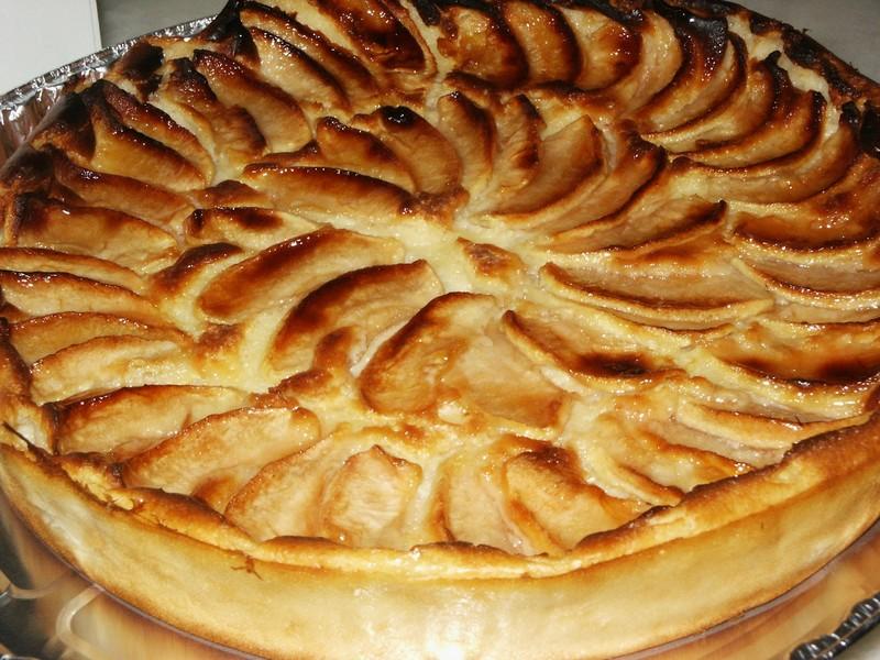 75 recettes alsaciennes tarte aux pommes apfelk 252 eche
