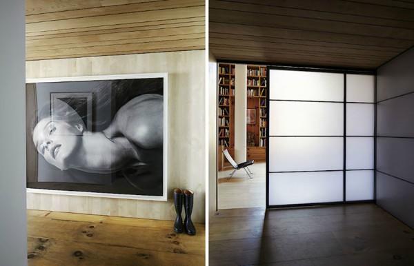 New York Loft Apartment Interiors