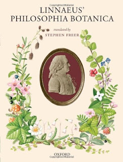 Cover of an English Translation of Linnaeus's Philosophia Botanica