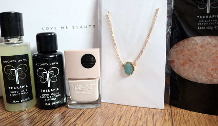 The £6 One Off Beauty Box Bargain - Love Me Beauty