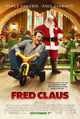 Watch Fred Claus 2007 BRRip Hollywood Movie Online | Fred Claus 2007 Hollywood Movie Poster