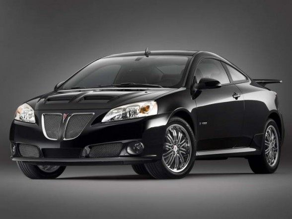 All Types Of Autos Pontiac Cars