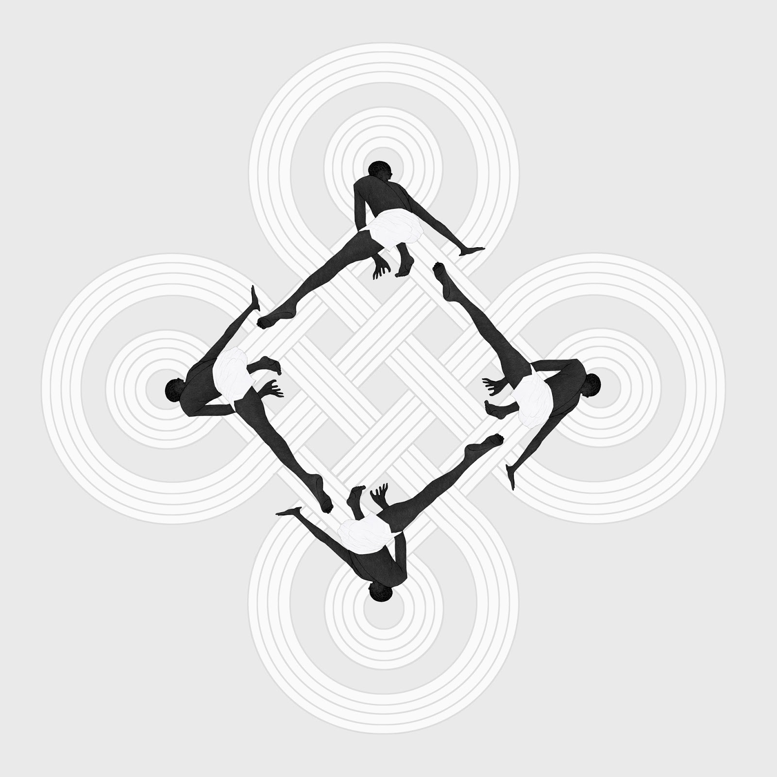 musica, danza, patrones visuales