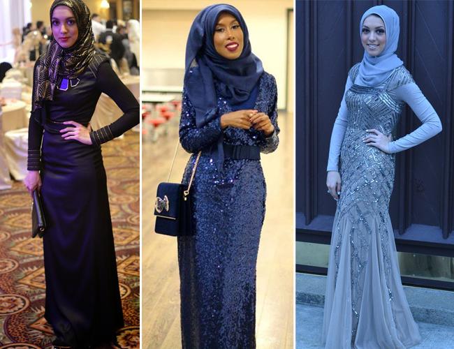 Inspirasi Fashion Hijab Untuk Ke Pesta