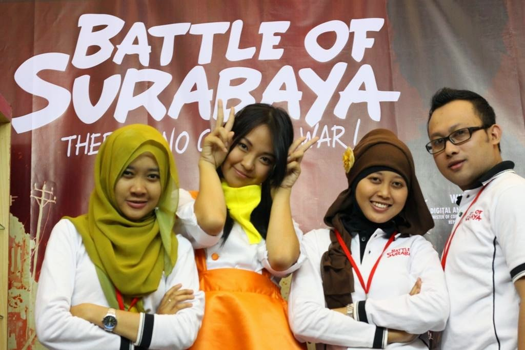 Film Animasi Battle of Surabaya
