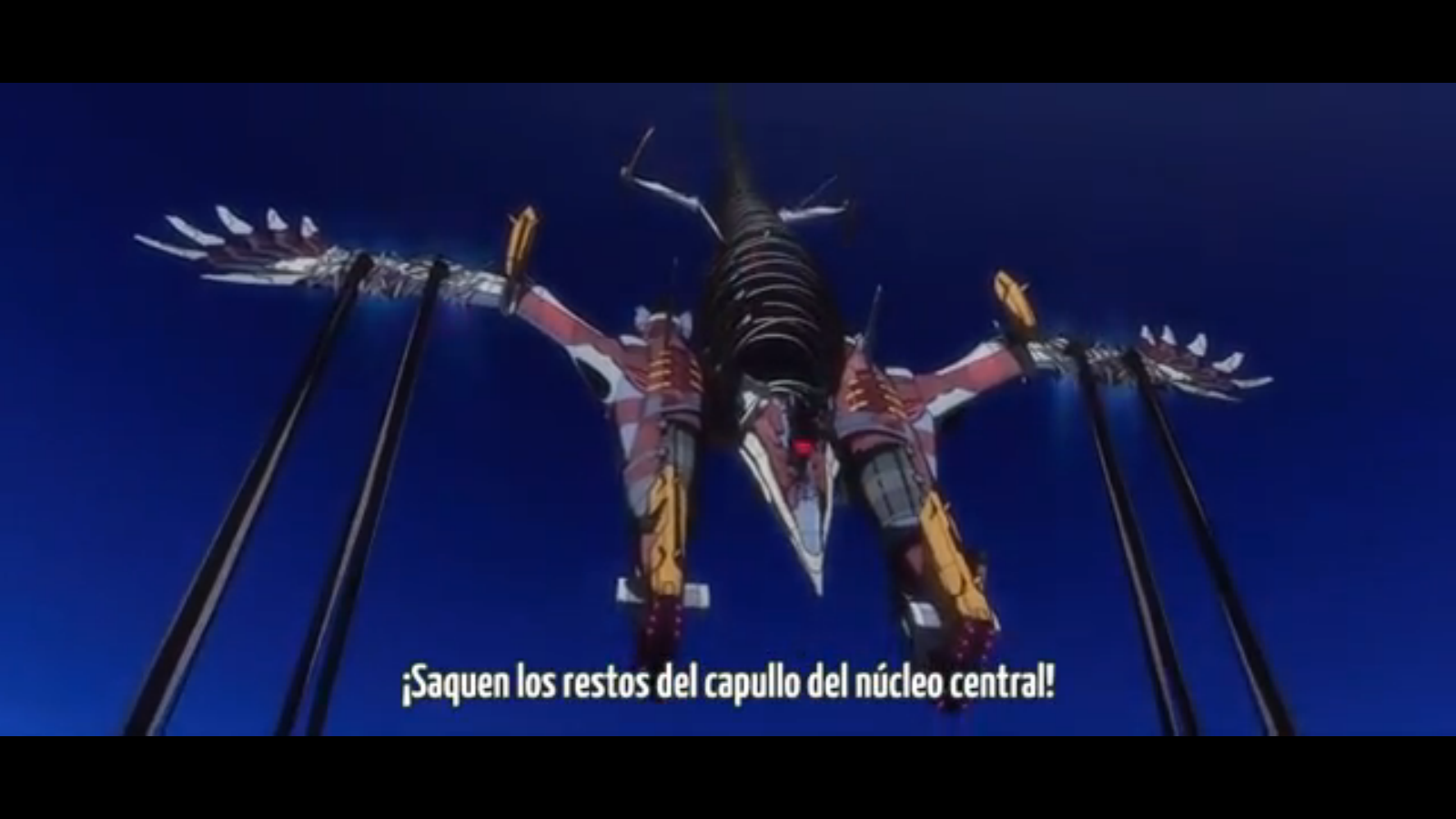 videos anime evangelion: