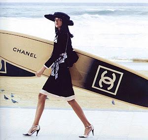 . : ASSIM SENDO : . VIVA QUEM SURFA AO MODO CHANEL! . : FORA  COM AS ESTILISTAS DE CORDEL! . .