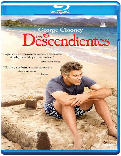 The Descendants [2011] [BDRip] [1080p.x264.MKV] [Latino]