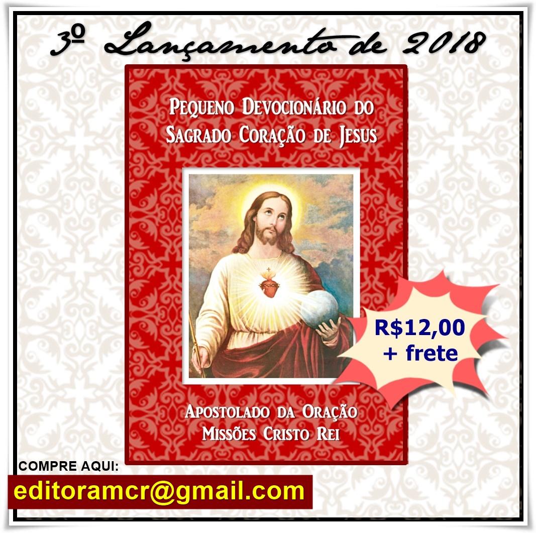 3º Lançamento da Editora em 2018