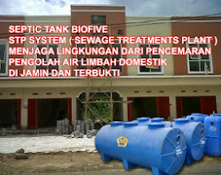 SEPTIC TANK STP SYSTEM / WTP SYSTEM / IPAL