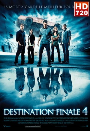 Ver Destino final 4 ( El destino final 4) (2009) pelicula online