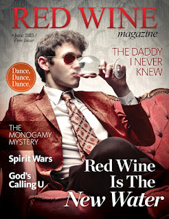 RED WINE Magazine June 2015 Issue (Free)