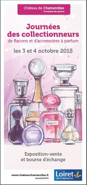 Nous Avons Profit Des 22eme Journes Collectionneurs De Flacons Parfum Pour Visiter Nouveau Lexposition Du Chteau Chamerolles