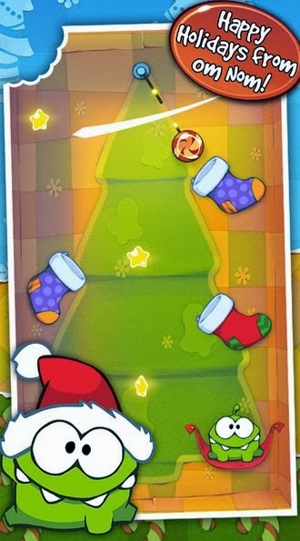 Cut The Rope-Holiday Gift