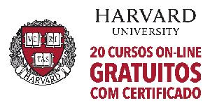Harvard oferece cursos gratuitos online
